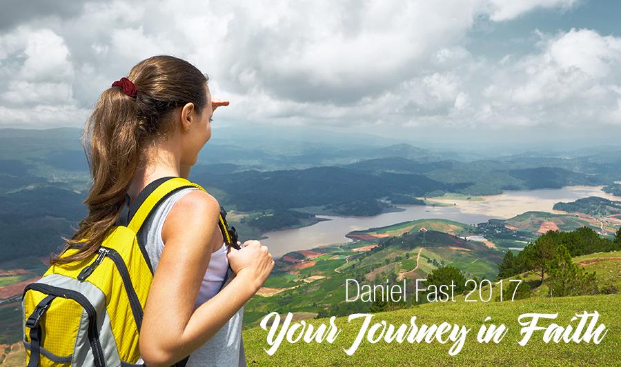 Daniel Fast 2017