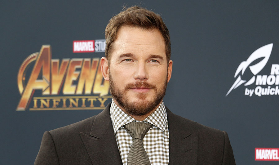 Chris Pratt and the Daniel Fast