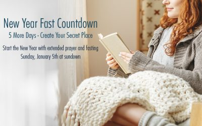 The New Year Fast 2020 Countdown – 5 More Days
