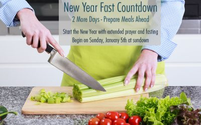The New Year Fast 2020 Countdown – 2 More Days