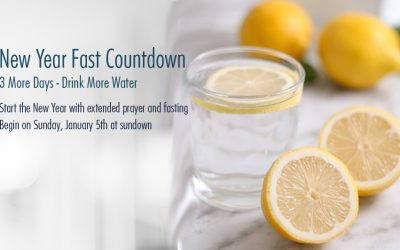 The New Year Fast 2020 Countdown – 3 More Days