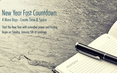 The New Year Fast 2020 Countdown – 4 More Days
