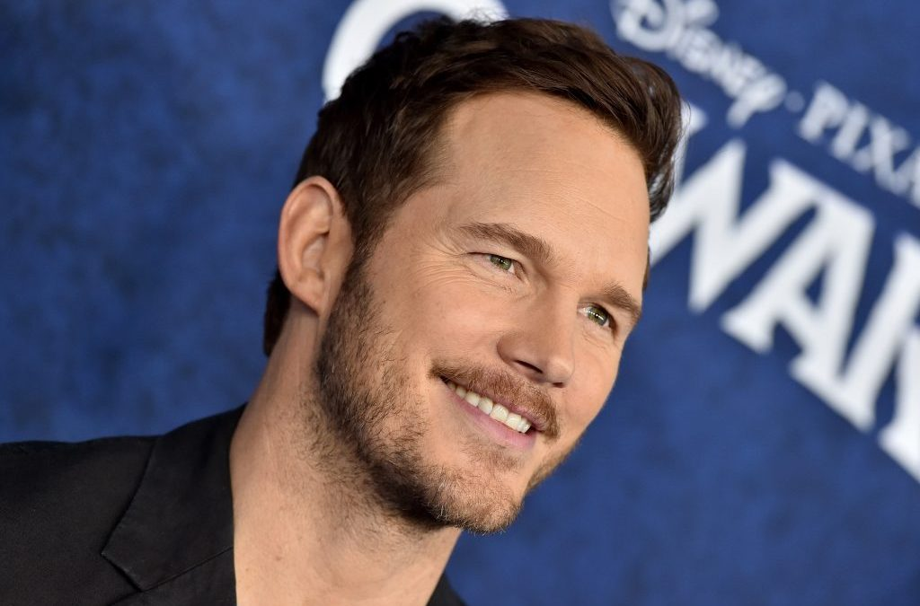 Chris Pratt. Time Magazine. The Daniel Fast.