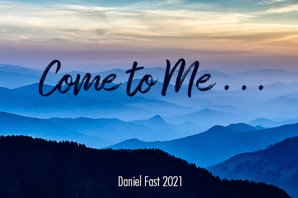 Join the Daniel Fast