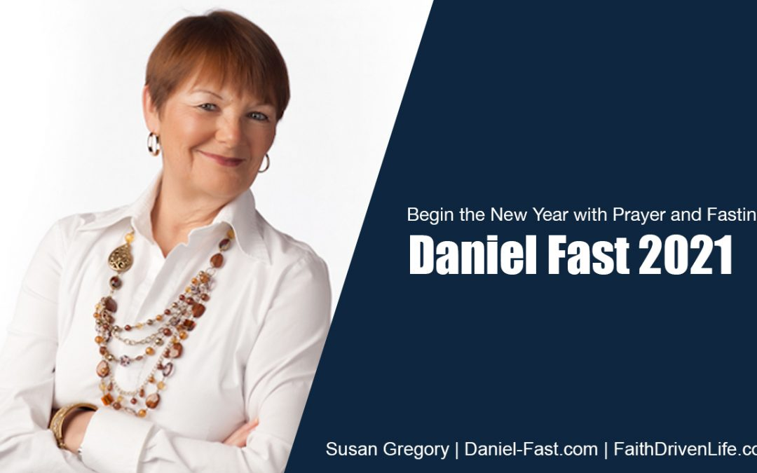 Begin 2021 with the Daniel Fast